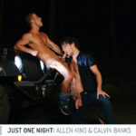 OUTDOORS AT NIGHT with Allen King & Calvin Banks