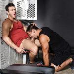 Inside the LOCKER ROOM for Brandon Cody & Aspen