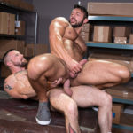 BIGGER GUY FUCKED: Seth Santoro