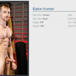 FRESH MEAT: Blake Hunter