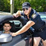 POLICE OFFICER Ashton McKay