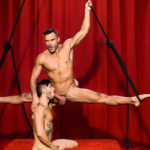 PORN ACROBATS: Andy Star & Manuel Skye