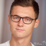 GUYS WITH GLASSES: Andre Losak