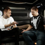 INSIDE THE LIMO with Brian Michaels & Spencer Whitman