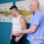 BIGGER GUY Roman Eros BAREBACKED by Spencer Laval
