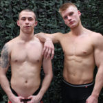 A FLIP FUCK for their FIRST TIME as the BOTTOM for Bradley Hayes & Blake Effortley