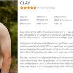 NEWBIE: Clay