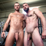 Wade Wolfgar & Donnie Argento at the GYM
