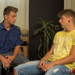 Alexandr Jander interrogated by SECURITY for stealing