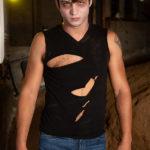 Elliot Finn as the ZOMBIE DEMON