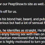 GAY 4 PAY: Sebastian Long