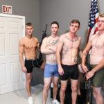 FOURSOME with Phoenix River, Blake Effortley, Logan Lane & Ryan Jordan