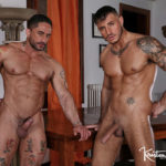 MUSCLE on MUSCLE: Robin Sanchez with Klein Kerr