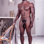 "9"" UNCUT COCK of Devin Trez for Cazden Hunter"