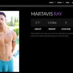 "8"" cock of Martavis Ray"
