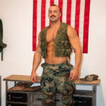 MILITARY - Brandon Anderson with his latest TOP