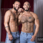HAIRY MEN - Sir Peter & Louis Ricaute