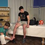 MEDICAL - Adrian Serdar with Simon Best
